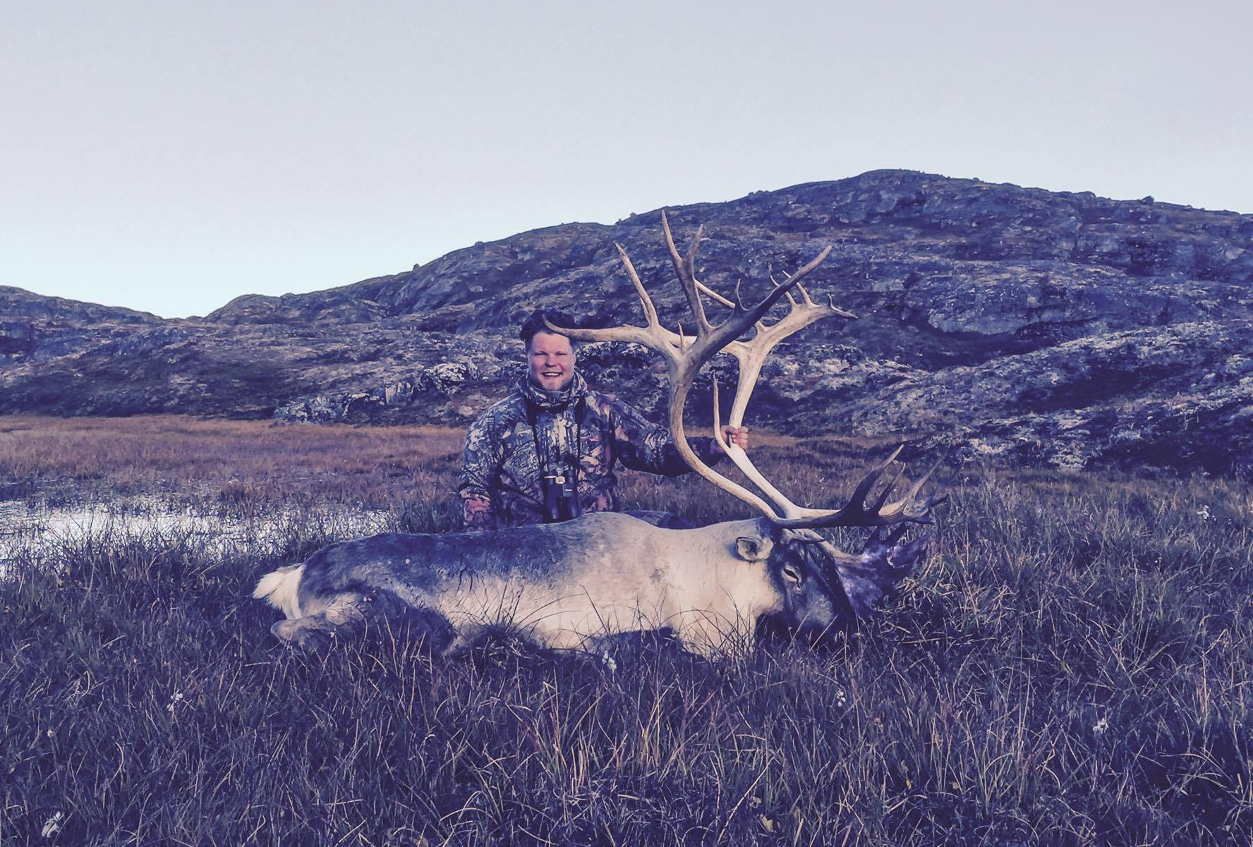 Hunting in Greenland